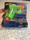 NERF N-Strike Elite Jolt Blaster Green Green Standard Packaging