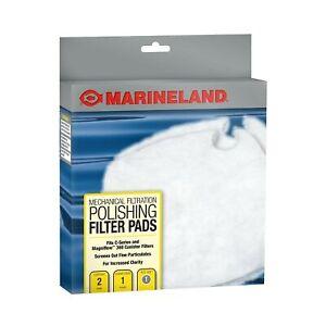 MarineLand Polishing Filter Pads, C-360