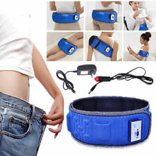 Vibration Fitness Belt Slimming Massager Fat Burning Waist Band X5 Weight-Losing