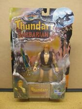 Thundarr the Barbarian Action Figure from Toynami MOC - NEW & Unopened