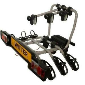Witter cycle carrier, tow ball mounted ZX303