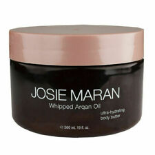 Josie Maran Whipped Argan Oil  Body Butter 19oz Sealed Free item with Purchase