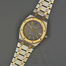 AUDEMARS PIGUET ROYAL OAK 4100 SA Automatic vintage Stahl Gold 35MM Saphirglas