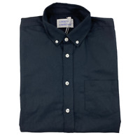 Libertine-Libertine Men's Shirt Black Long Sleeve Button Down Size S RRP: $150