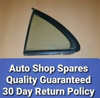 Nissan Pulsar N16 2001 Left Side 1/4 Glass With Rubber