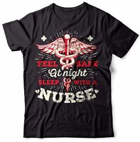 Gift For Nurse T-shirt Funny Nurse T-shirt Christmas Gift For Nurse Tee Shirt