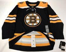 BOSTON BRUINS  size 52 = sz Large - ADIDAS NHL HOCKEY JERSEY Climalite Authentic