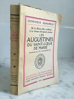 Geneviève Duhamelet I Augustines Del Saint-Coeur Di Maria Bernard Grasset 1955