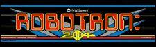 Robotron 2084 Arcade Marquee – 24.25″ x 7.5″