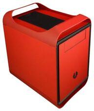 """Case rossi con fattore di forma microatx per prodotti informatici, 3.5"""" drive bays 3"""