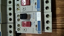 TELEMECANIQUE MAGNETOTERMICO N°1 GV2-M08 2,5-4A