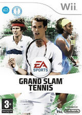 Grand Slam Tennis (Nintendo Wii, 2009) - US Version