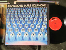 JEAN MICHEL JARRE equinoxe lp polydor 1978 pd16175 electronic synth STERLING mtx