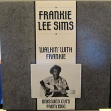 Frankie Lee Sims - Walking with Frankie [New CD] UK - Import