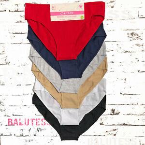 1 Damen Slips Mädchen Brief ,Baumwolle Unterhosen Frauen,Mädchen,Tanga,Hipster,