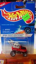 Hot Wheels First Editions Radio Flyer Wagon 1996-374 (9998)