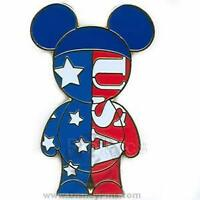 Disney Mouse Ears People Americana Mickey Mouse Pin