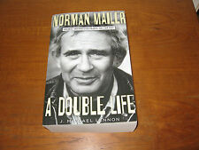 2013 Norman Mailer: A Double Life SIGNED ADVANCE UNCORRECTED PROOFS and Review
