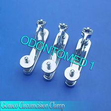 3 PCS Gomco Circumcision Clamp 1.1+1.3+1.5cm Surgical Instruments