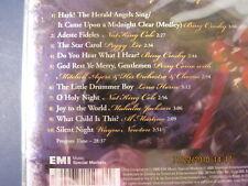 O Holy Night Christmas CD Classics Cole Lee Como Newton