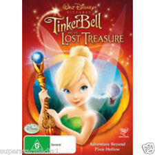 Tinker Bell And The Lost Treasure : NEW DVD