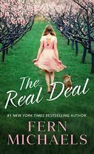 The Real Deal by Fern Michaels Romance, Thriller Book New