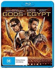 Gods Of Egypt (Blu-ray, 2016) New & Sealed