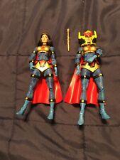 "Mattel DC Universe Classics Wave 7 Big Barda Variant 6"" Loose Action Figure Lot"