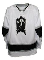 Any Name Number New Haven Nighthawks Retro Custom Hockey Jersey White