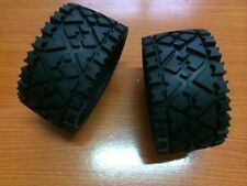 Rear Tire 2pcs All Terrain for 1/5 HPI Rovan KM Baja 5B SS 2.0