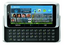 "Nokia E7-00 Unlocked GSM Smartphone Slider 8MP Camera Touchscreen 4"" Mobilephone"