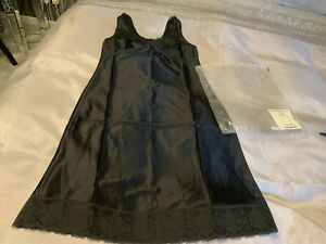 Size 14 Black Slip New In Packaging