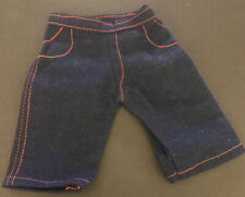 Denim Jeans Pants for Vintage 1950's Terri Lee Doll Tagged