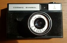 Vintage LOMO Lomography Cosmic Symbol 35mm Film Camera With Case
