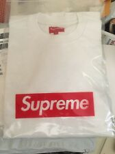 Supreme Roma LS T Shirt SS16, Sold out, White, Small