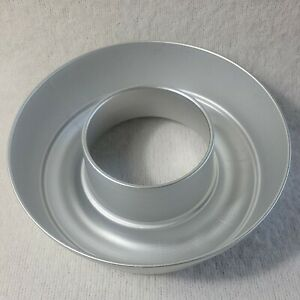 Vintage Mirro Aluminum Jello Ring Mold Cake Pan 728AM 5 1/2 cup Made in USA
