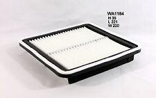 Wesfil Air Filter fits Subaru Impreza 2.0L 2009-on WA1184 A1527