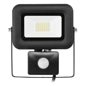 Projecteur LED Extérieur 20W avec Détecteur de Mouvement - Spot 6500K 1800 lm