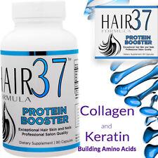 Best Protein Supplements  Fast Hair Growth 18 Collagen Building Amino Acids