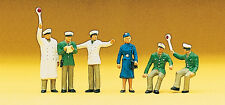 Preiser H0 Art.Nr. 10064  Verkehrspolizisten