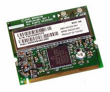 HP 341335-001 WLAN Mini PCI Card BCM94301MPL WiFi 11Mbps 802.11b SPS 349323-001
