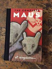 The Complete Maus: A Survivor's Tale #[nn] (1997, Pantheon)