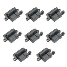 8X OEM Ignition Coil Packs 12556893 For Chevy Tahoe Hummer H2 GMC Yukon Cadillac