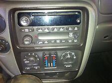 Trailblazer Front Temperature Dual Climate Heat A/C Manual Controller W/Defrost