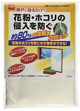Nitoms Window Screen Filter (Prevents Pollen and Dust From Entering Your Home)
