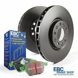 EBC Rear GreenStuff Pad & Standard Disc Kit PD01KR711