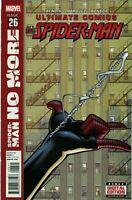 Ultimate Spider-Man #26 1st App Ultimate Taskmaster Black Widow Movie Villain 1