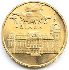 Poland 2 zloty 2008 Bielsko-Biala (Bielsko-Biała) UNC (#406)