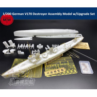 1/200 German V170 Destroyer Kit with Upgrade Set