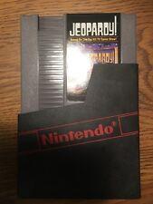 Jeopardy (Nintendo Entertainment System, 1989) NES